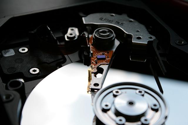 obnova dat z disku